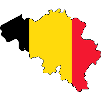 belgium_flag_map