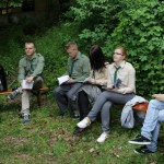 Пластовий вишкіл у Словаччині 25-27 квітня 2014 р.