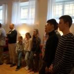 Перші пластові сходини у Стокгольмі, Швеція, 12.04.2014