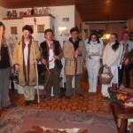 Пластуни з колядою завітали в українські домівки