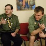 Віднова Пласту у Чехії та вишкіл виховників УПЮ
