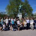 Зустріч пластунів у Стокгольмі, Швеція
