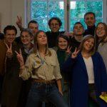Вишкіл виховників у Парижі, Франція