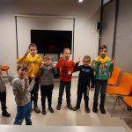 Як українські пластуни у Фінляндії готуються до Різдва