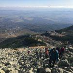 Бунтарки та Бурлаки здійснили сходження на Герлаховський штит