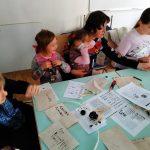 Майстер-клас з письменства для пластунів у Швейцарії