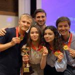 ПластункаСофія Петришинперемогла на Глобальному конкурсі інновацій AIGC 2019