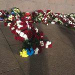 Пластуни відзначили День Незалежності Латвії та вшанували пам'ять жертв голодомору в Україні 1932-1933