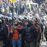Пластуни – активні учасники Революції гідності, Київ, листопад 2013-березень 2014