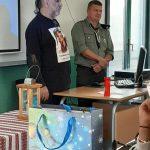 Пластуни передали Вифлеємський Вогонь українській громаді міста Барселона