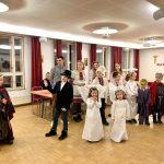 Різдвяний вертеп пластунів з Гельсінкі