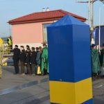 Традиційна зустріч та передача Вифлеємського Вогню Миру між українськими пластунами та польськими харцерами