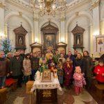 Різдвяне свято пластунів Латвії