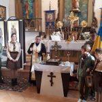 Вогонь Миру запалав для українців Віяробледо, Іспанія