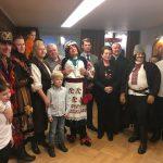 Пластуни в Ризі взяли участь у зустрічі українських громад