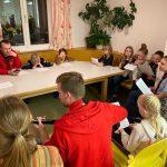 Перший лещетарський табір Пласту в Австрії, 2020