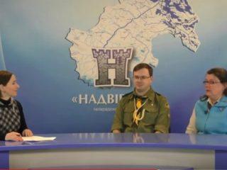 NadvirnaTV: у розмові з Андрієм Ребриком та Оленою Пиндзин