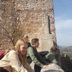Мандрівка іспанських пластунів до замку Саґунто