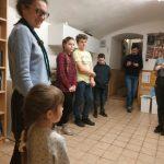 """Пласт у Чехії: Перші у 2020 році сходини новацького рою """"Веселі Пітони"""""""