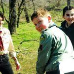 Пласт Дніпро: День засновника скаутингу очима юнацтва