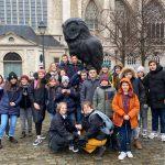 Сходини пластунів Брюсселя й Антверпена