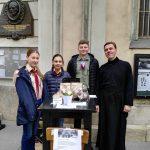 Благодійна кава для Пласту у Відні 2020