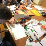 Пластуни в Ризі відзначили день народження Тараса Шевченка
