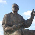 Пам'ятник Августинові Волошину в Ужгороді