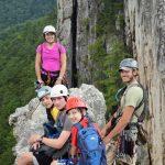 Скелелазний табір для юнацтва