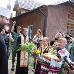 зустріч пластунів з Блаженнішим Святославом, Сокіл, 5 серпня 2017