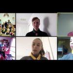 Онлайн сходини новацтва з Мельбурна