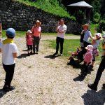 Мандрівка пташат та новацтва пластового осередку у Швейцарії