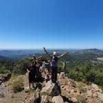 Юнацька мандрівка пластунів Кіпру