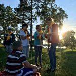 Спільна мандрівка юнаків та новаків у Ризі