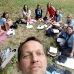 Відбувся Загальний збір пластової групи у Франції