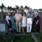 Місце поховання др. Володимира Романа Сас-Залозецького та його дружини Ольги Сас-Залозецької з дому Базилевич
