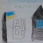 Малюнки новацтва з Фінляндії до Дня Конституції України