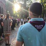 Пластуни Любліна разом з Hufiec ZHP Lublin організували акцію Полум'я Братерства