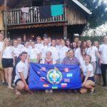 """Ювілейний 5 табір """"Канаш 2020"""" Пласту у Словаччині"""