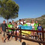 Трохи мандрів від пластунів з Іспанії