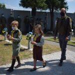 21 серпня 2020 в Ланьцуті відбулося офіційне відкриття цвинтаря воїнів УНР