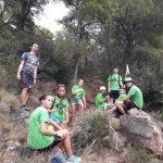 Святкова мандрівка пластунів Іспанії