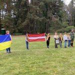 Посол України в Латвії взяв участь у відкритті нового пластового року в Ризі