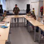 Пластуни Фінляндії відзначили День Захисника України