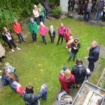 Пластуни Швейцарії відсвяткували першу свою річницю та свято Покрови Пресвятої Богородиці