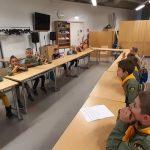 Новаки Фінляндії практикувались у першій медичній допомозі