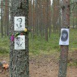 Портрети українців, розстріляних в Сандармоху