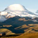 Вулкан Каямбе в Еквадорі Фото: Depositphotos