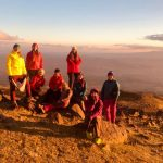 Учасниці експедиції неподалік від гори Арарат Фото: uawomenexpedition.com