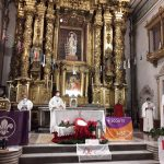 Церемонія передачі Вифлеємського Вогню Миру в Luz de la Paz, Валенсія